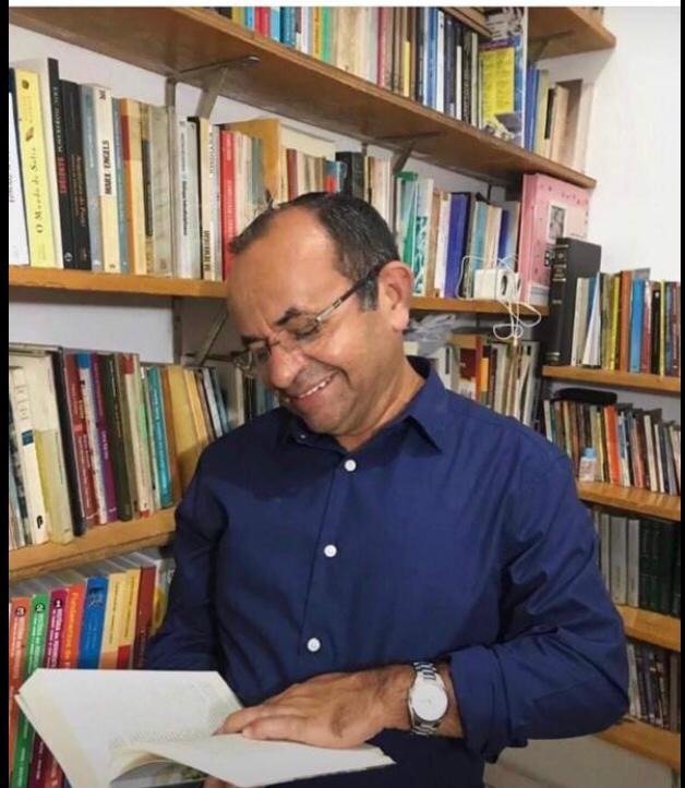 Homenagem ao Professor Erivonaldo Nunes de Oliveira.